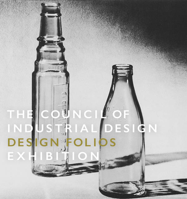 THE COUNCIL OF INDUSTRIAL DESIGN – DESIGN FOLIOS <BR/> EXHIBITION & CALENDAR 2019