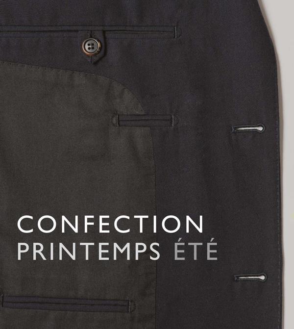 CONFECTION PRINTEMPS ÉTÉ