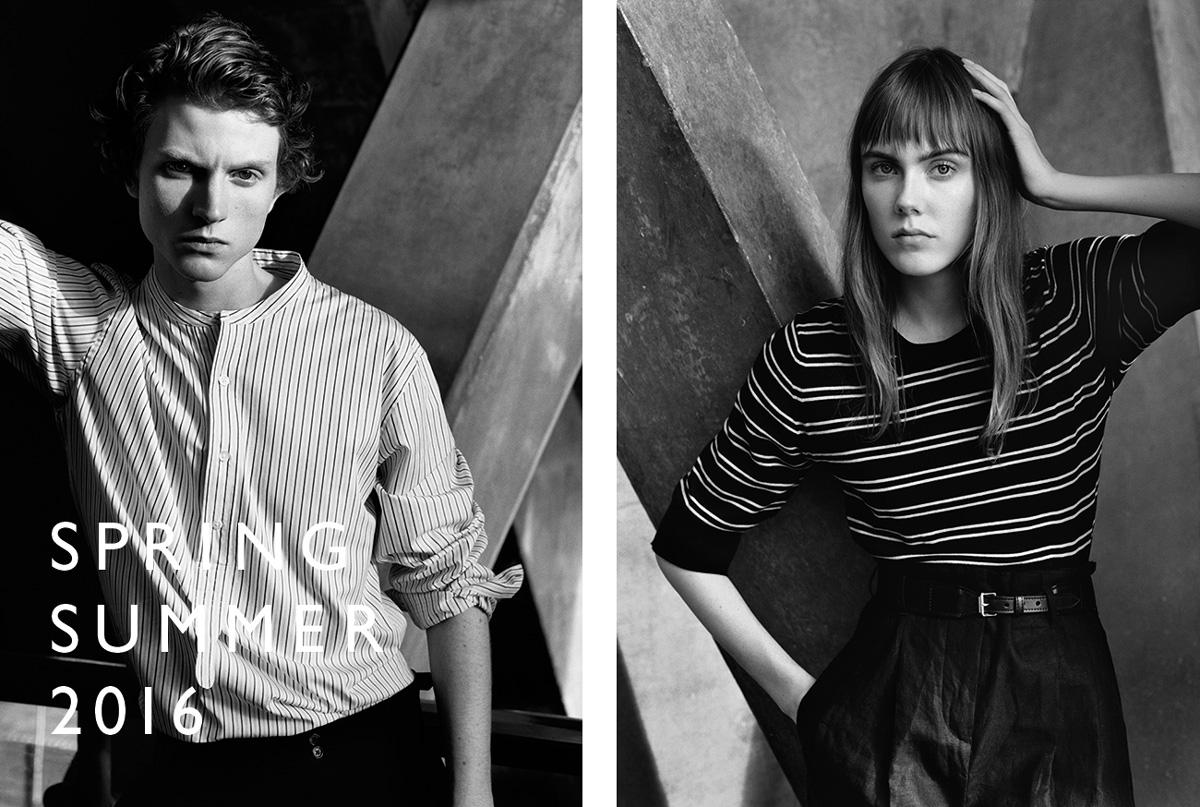 SPRING SUMMER 2016 CAMPAIGN