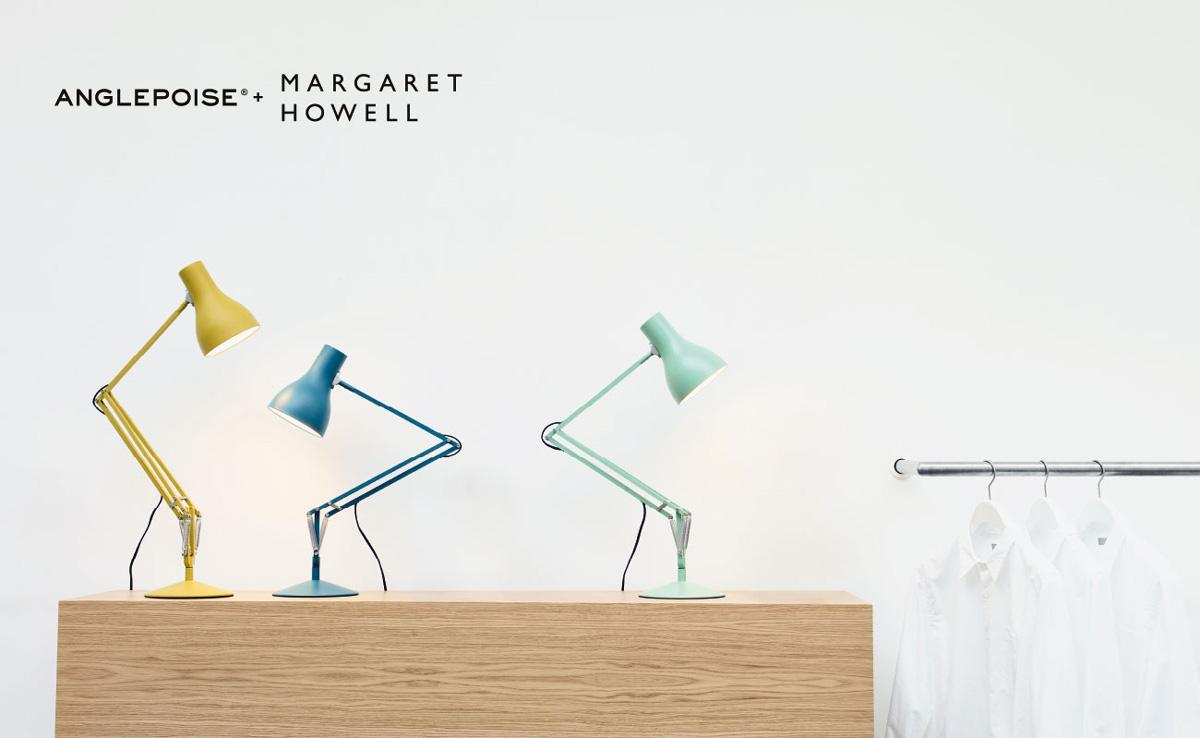 ANGLEPOISE + MARGARET HOWELL