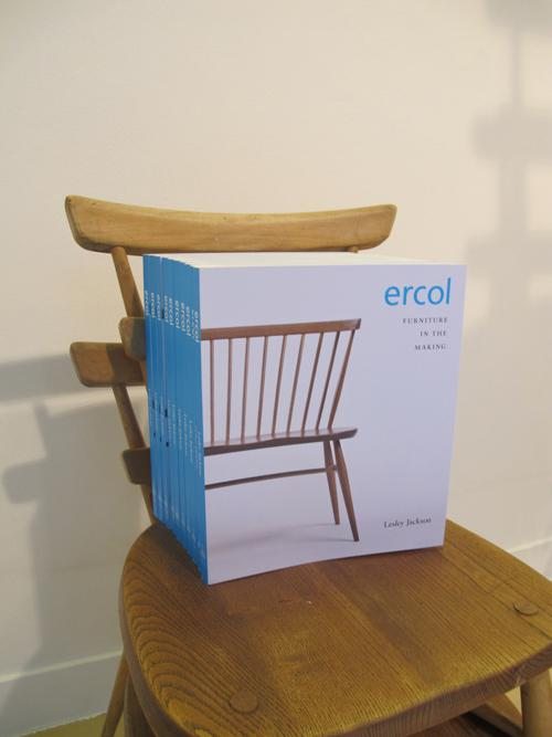 ERCOL FURNITURE IN THE MAKING