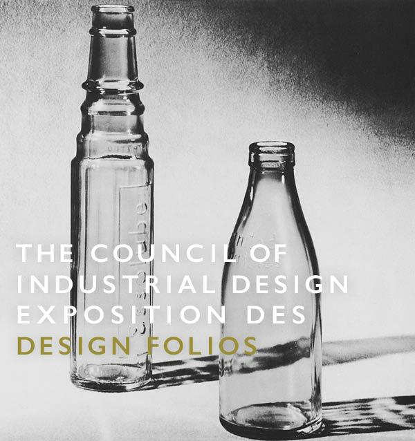 'THE COUNCIL OF INDUSTRIAL DESIGN' – EXPOSITION DES DESIGN FOLIOS ET CALENDRIER 2019