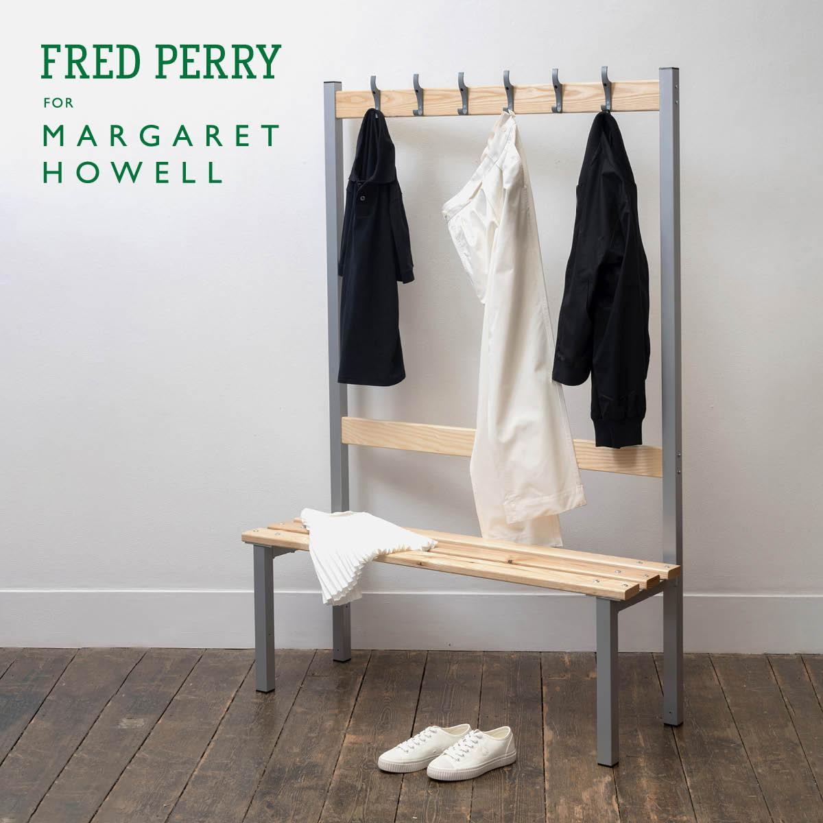FRED PERRY POUR MARGARET HOWELL