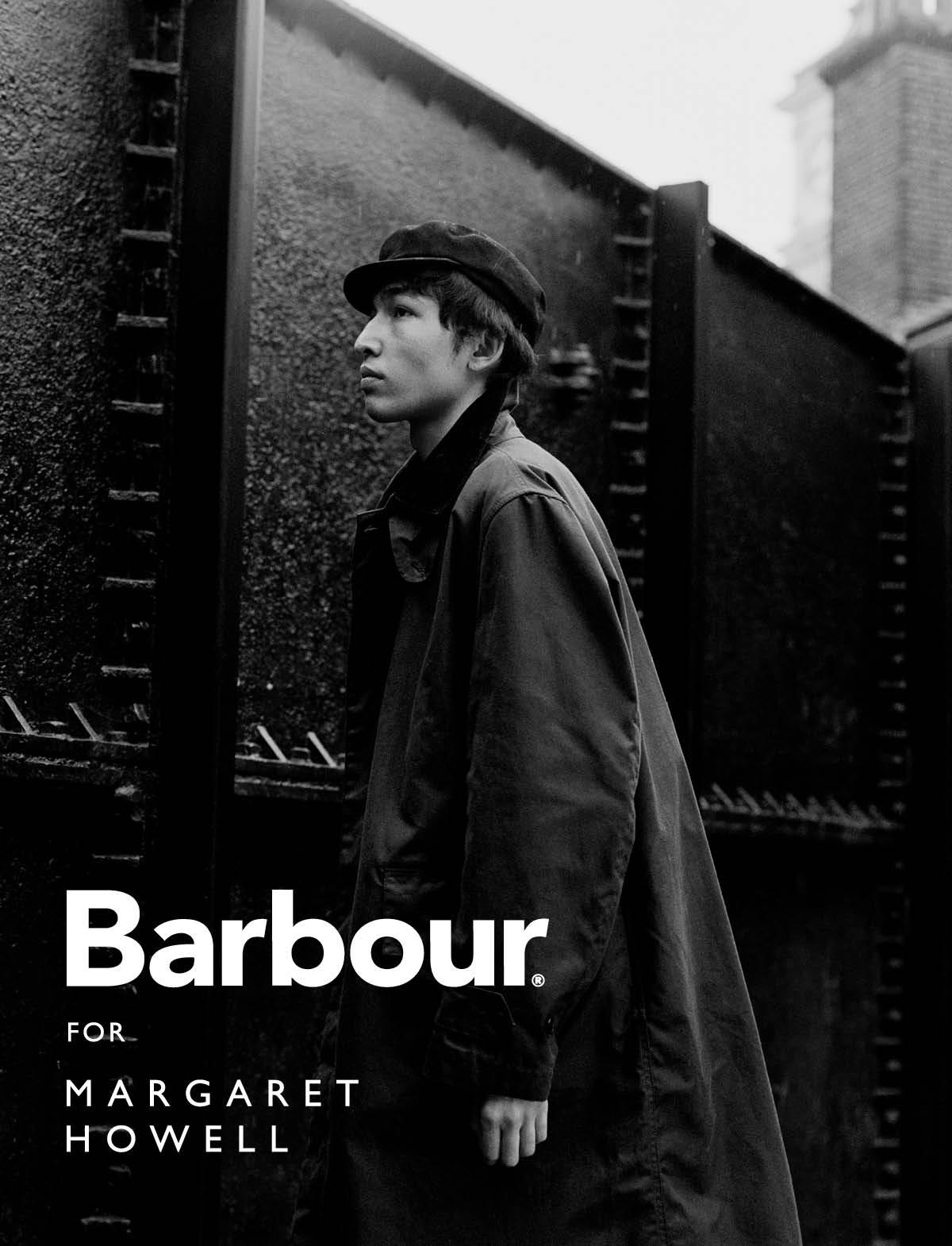 BARBOUR POUR MARGARET HOWELL