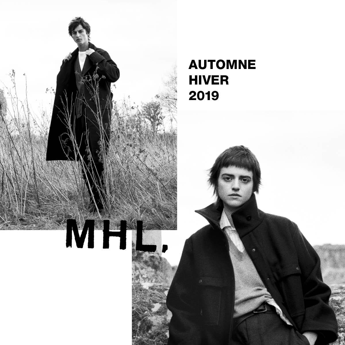 MHL. AUTOMNE HIVER 2019