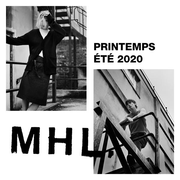 MHL. Printemps Été 2020