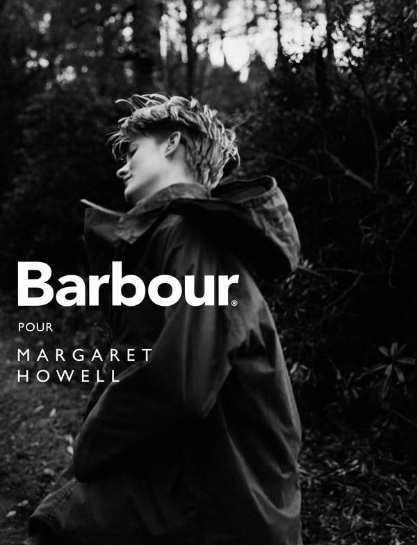 BARBOUR POUR MARGARET HOWELL