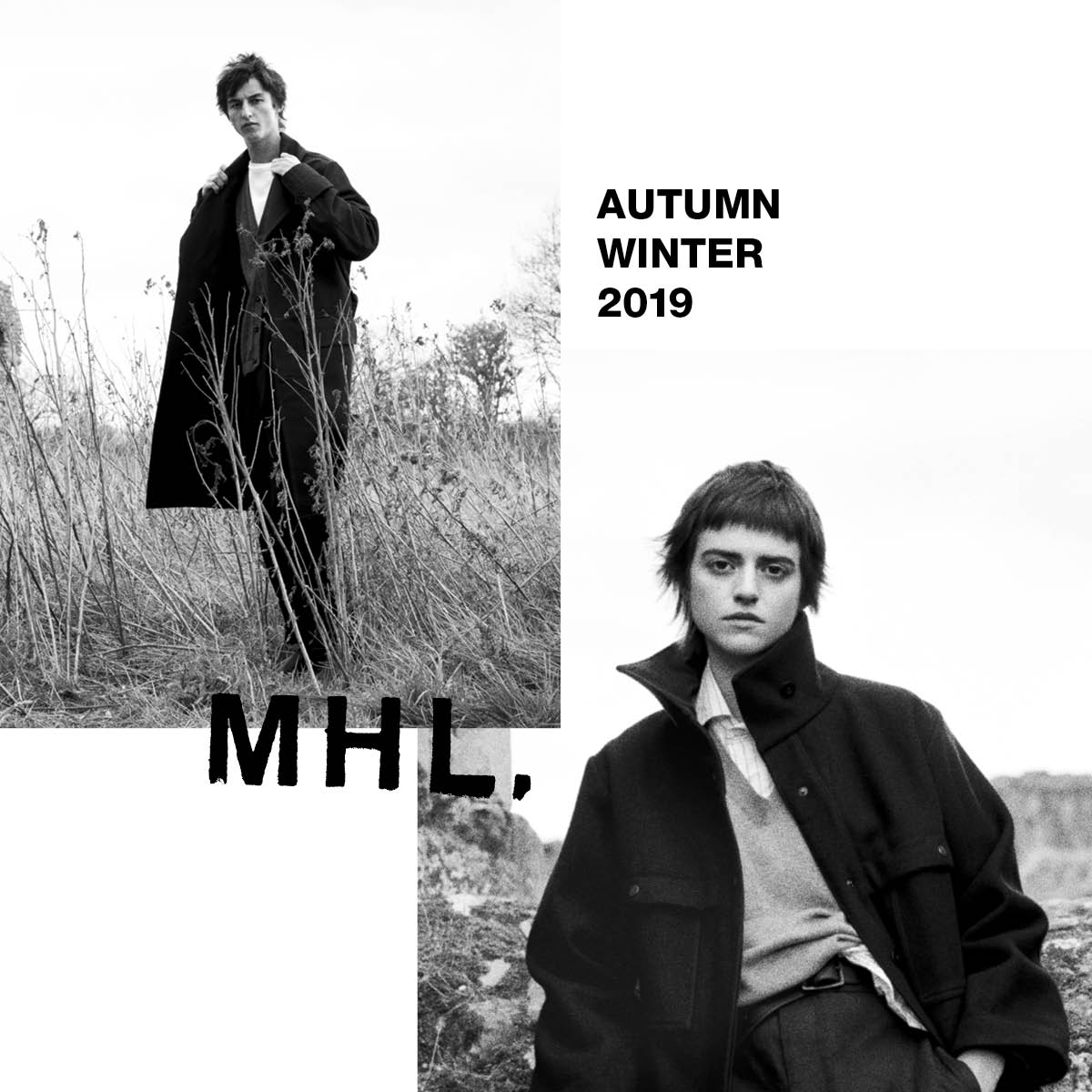 MHL. AUTUMN WINTER 2019