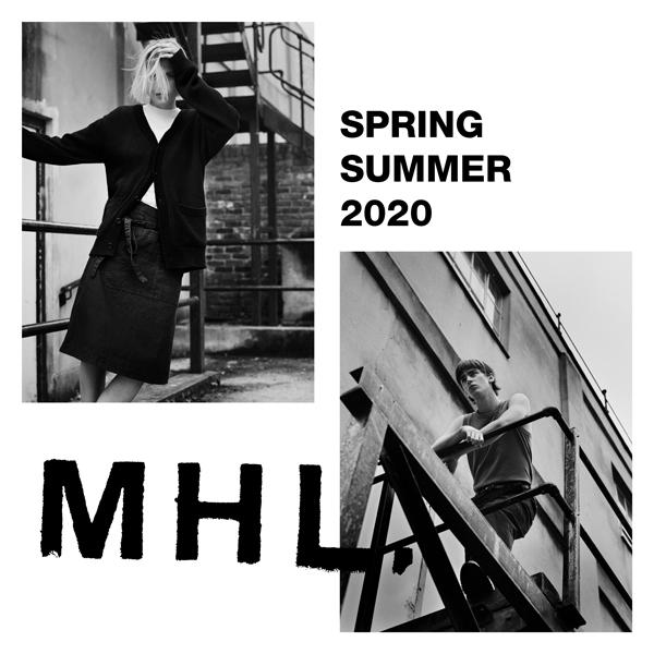 MHL. SPRING SUMMER 2020
