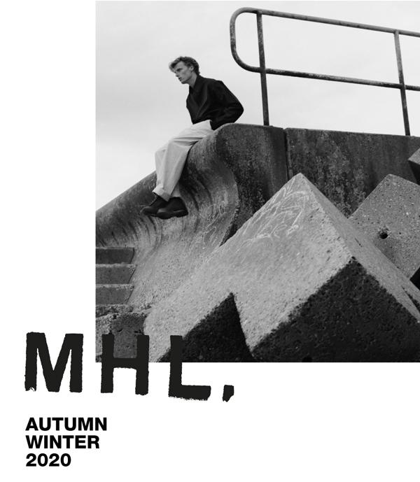 MHL. AUTUMN WINTER 2020 CAMPAIGN