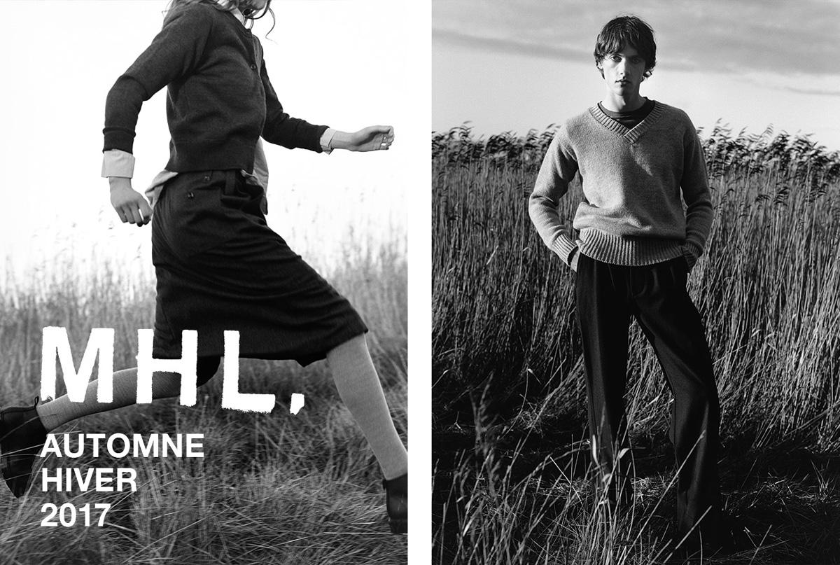 MHL AUTOMNE HIVER 2017
