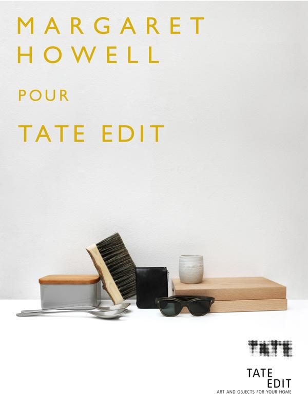MARGARET HOWELL POUR TATE EDIT