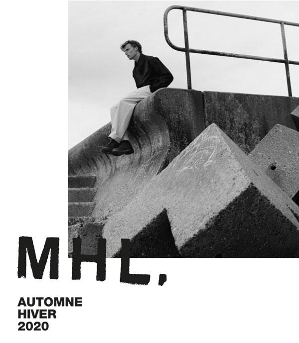 CAMPAGNE MHL. AUTOMNE HIVER 2020